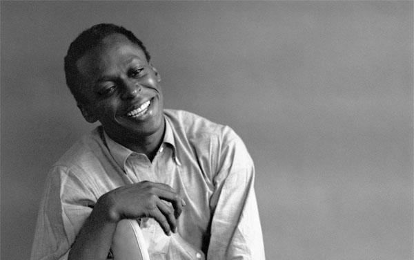 Portrait de Miles Davis par Palumbo