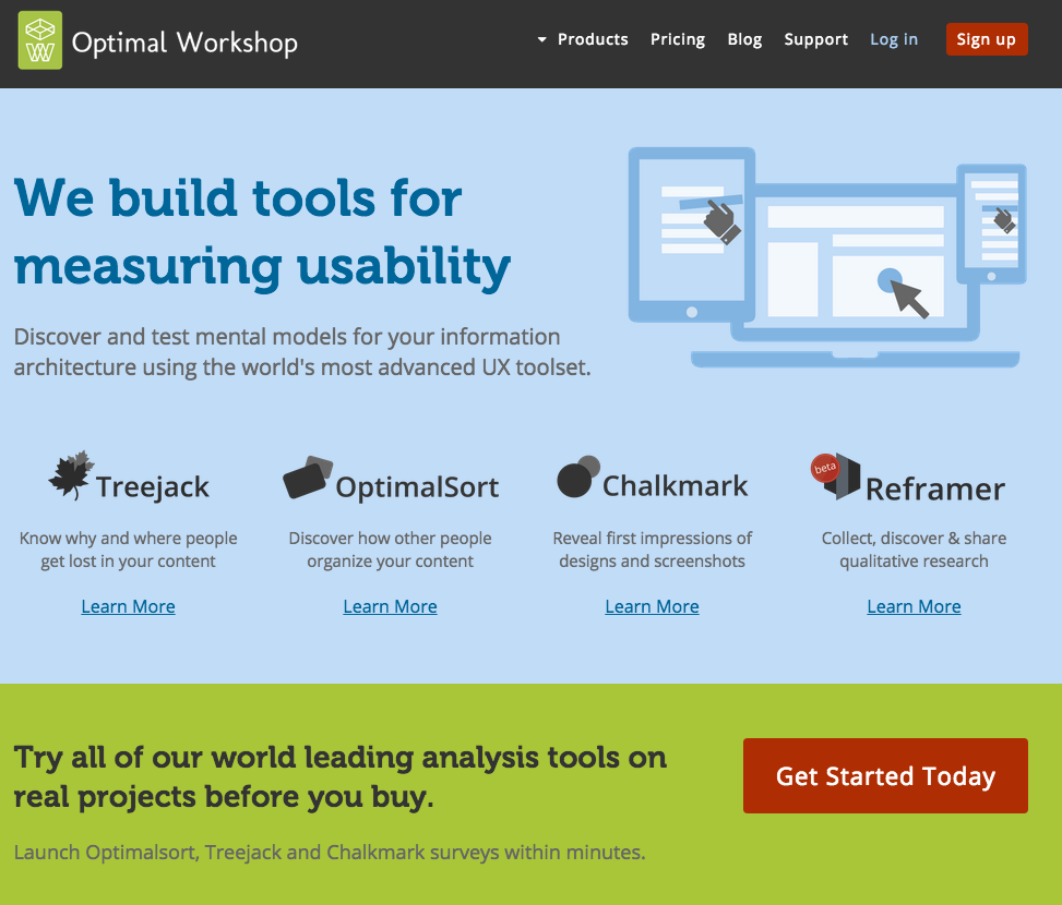 OptimalWorkshop