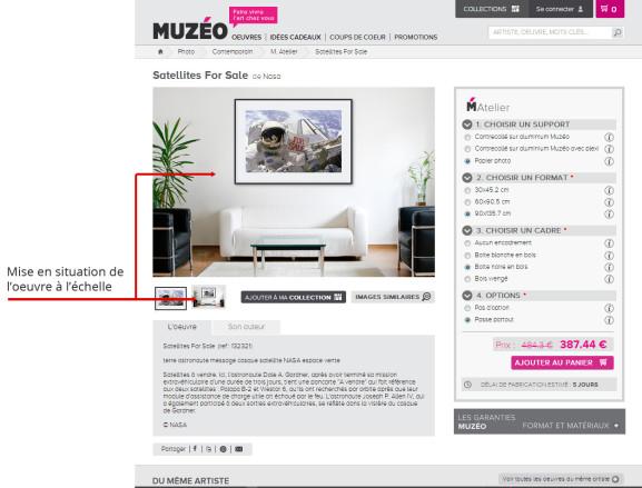 MUZEO - Fiche produit (modifications apportées après les test utilisateurs)