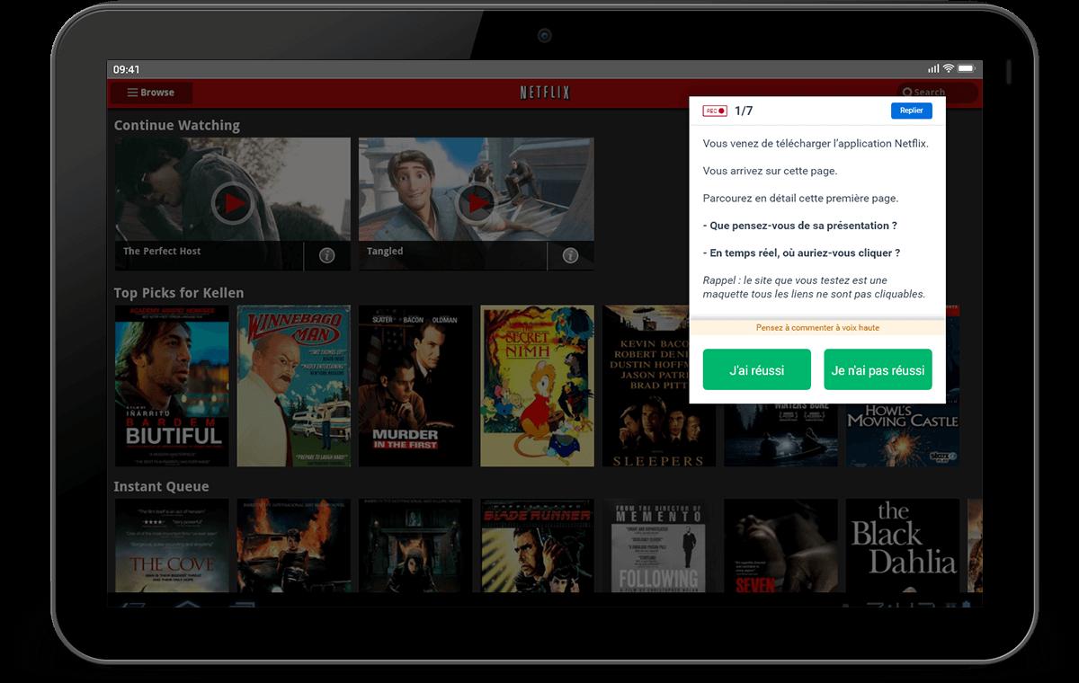 Sur toutes vos interfaces digitales - Android