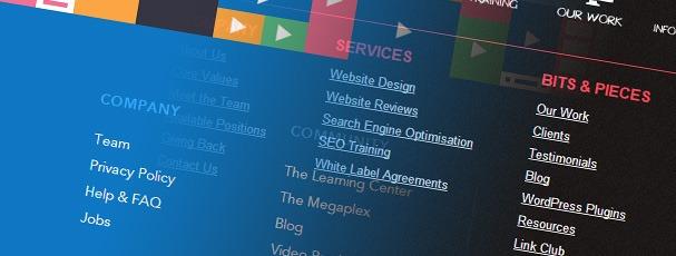comment concevoir un footer de site web plus efficace testapic. Black Bedroom Furniture Sets. Home Design Ideas