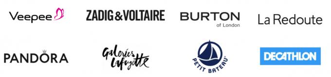Logos Mode et sport