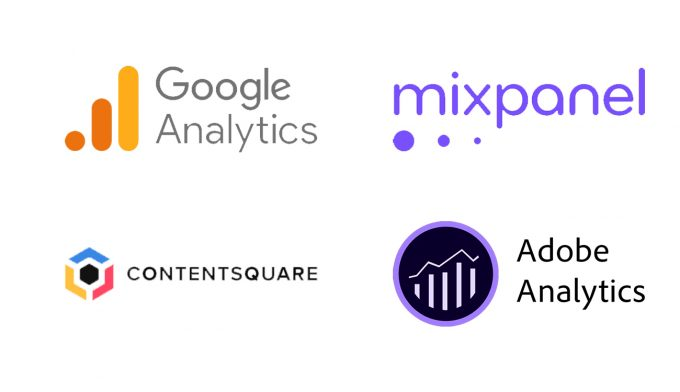 Outils d'UX research : Les analytics