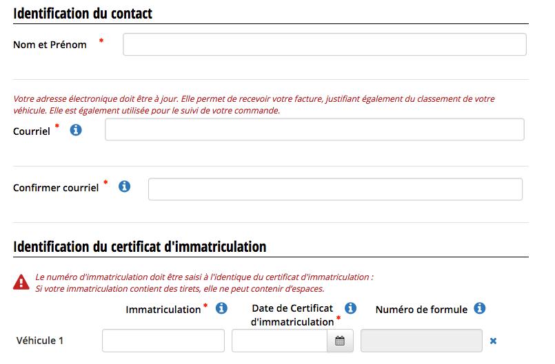 Homogénéisation des champs de formulaire et passage sur la même ligne