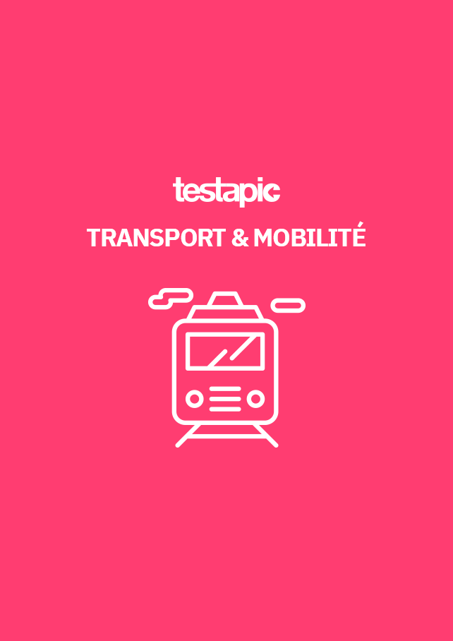 Livre Blanc – Transport & Mobilité
