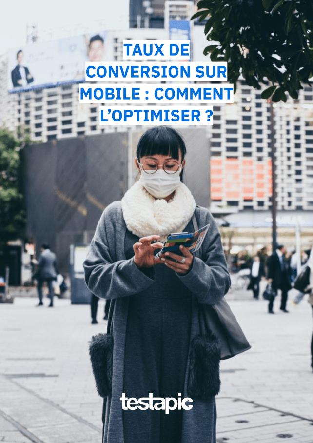 Webinar – Taux de conversion Mobile