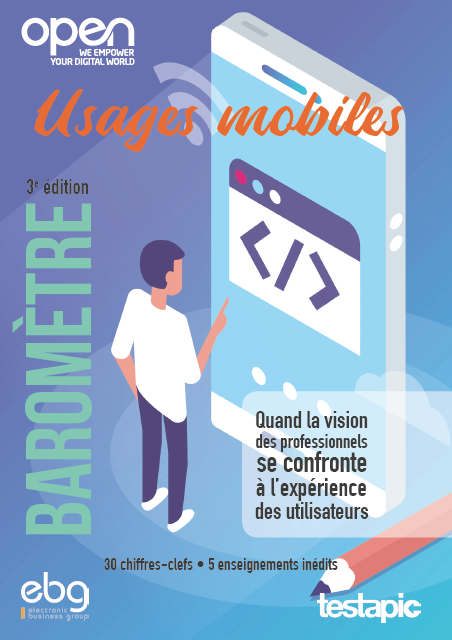 Baromètre Usages Mobiles – 2018