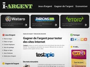 i-Argent