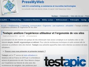 PressMyWeb