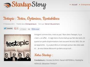 Startup Story