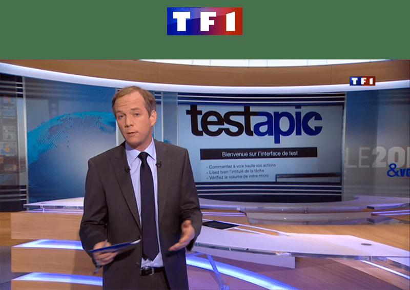 TF1 - 20h00
